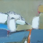 Castle Study III 23 x 16cm 2011