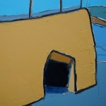 Castracielo 4, 41 x 31cm Oil 2013