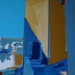 Castrocielo 3, 61 x 81cm Oil 2013