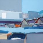 Catterline Coast 4 74 x 61cm Oil 2012