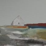 Chapel 41 x 31cm Oil 2012