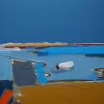 Coastal, 41 x 31cm Oil 2013