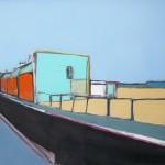 Dumbarton 10, 81 x 61cm Oil 2010