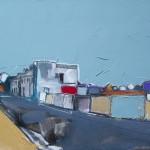 Dumbarton Study 40 x 30cm Oil 2011
