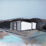 Egol 10, 61 x 61 cm Oil 2010