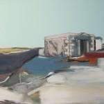 Elephant 7, 74 x 61cm Oil 2010