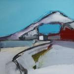 Elgol 11, 45 x 35 cm Oil 2010