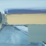Farm Roads Abstract 23 x 16cm 2011
