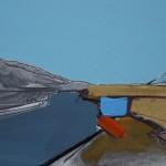 Glenshee 2, 25 x 19cm Oil 2013