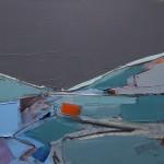 Glenshee 4, 25 x 19cm Oil 2013
