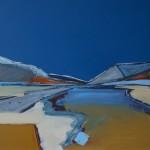 Glenshee 4, 41 x 31cm Oil 2013