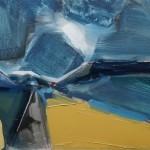 Glenshee 7 41 x 31cm Oil 2014