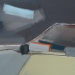 Glenshee 9 41 x 31cm Oil 2014