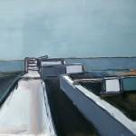 Harbour#3 Oil 122 x 91.5cm 2009