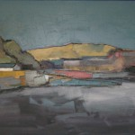 Haven Landscape Oil 97 x 78cm 2008