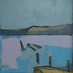 Seascape #5 Oil 50 x 50cm 2008
