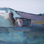 Skye 10, 81 x 61cm Oil 2010