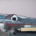 Skye Ardvasar 3, 81 x 61cm Oil 2010