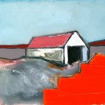 Skye, Elgol#1 Oil 34 x 33cm 2009