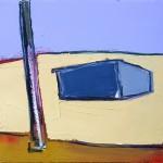 Skye, Elgol#2 Oil34 x 33cm 2009