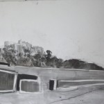 Stirling Castle Drawing II