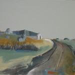 Tayvallich 7 41 x 31cm Oil 2012