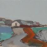 Tayvallich 9 22.5 x 16cm Oil 2012