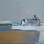 Usan Study 2 28 x 22cm Oil 2010